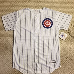 BRAND NEW Youth Cubs Jersey With Tags